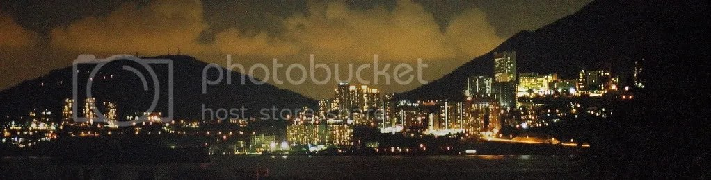 View from Pak Kok