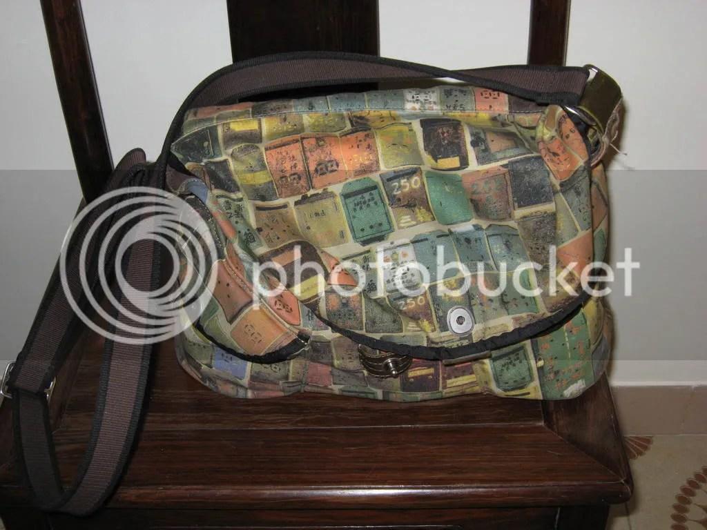 It's my bag