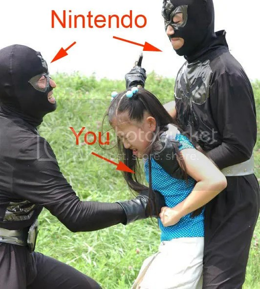 nintendo hates you