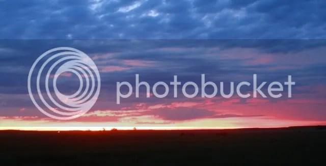 Sunrise 6/25/08