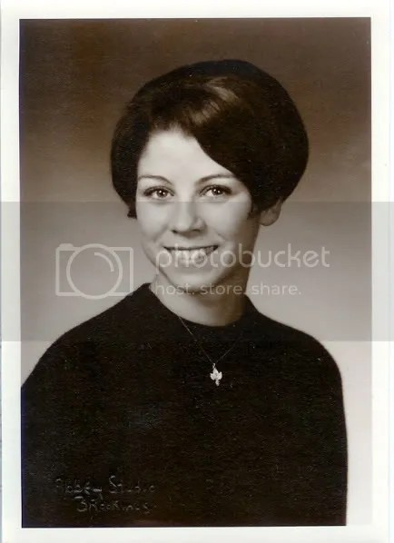 Moms senior picture