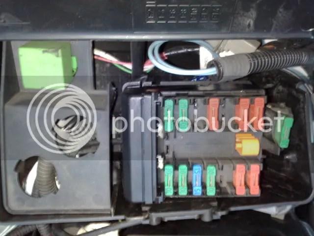 Ford Xlt Fuse Box Diagram