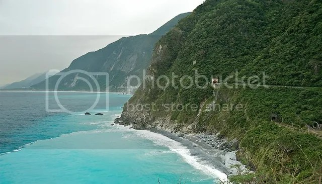 Qingshui Cliff at Hualien