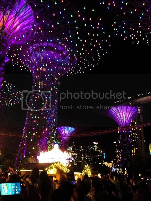 Christmas Wonderland, Gardens by the Bay, Singapore
