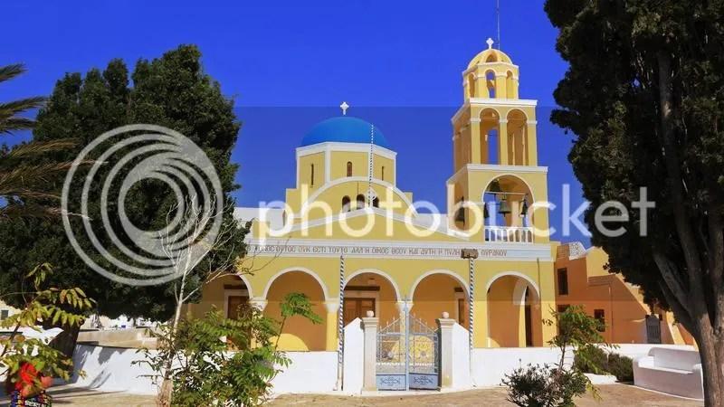Agios Georgios, Santorini, Greece