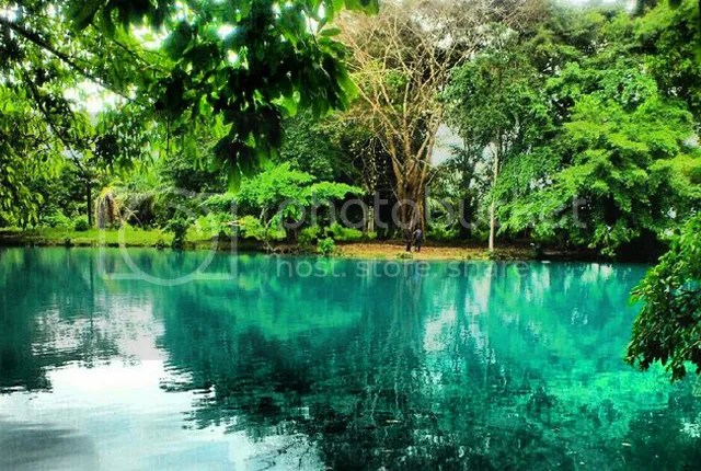 Danau Linting, Deli Serdang, North Sumatra, Indonesia