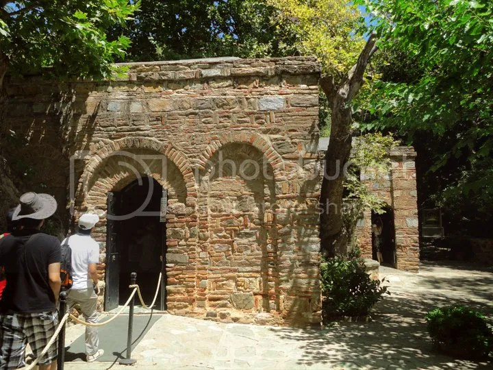 House of the Virgin Mary, Selcuk, Izmir, Turkey