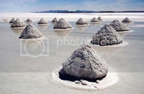 Lake Tuz, Turkey