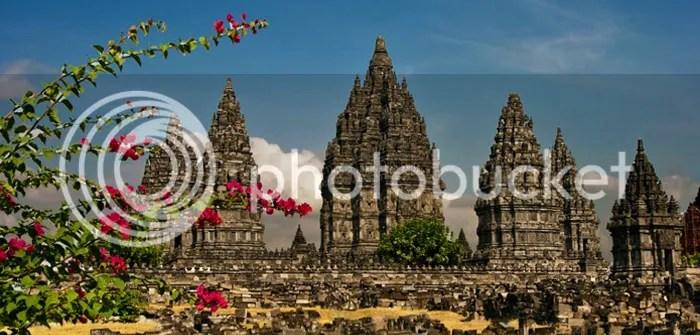Prambanan Temple Compounds, Yogyakarta, Indonesia