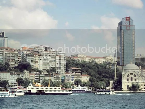 Bosphorus River Cruise, Istanbul, Turkey