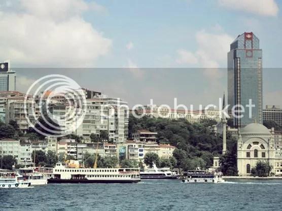 Bosphorus River Cruise, Istanbul, Turkey