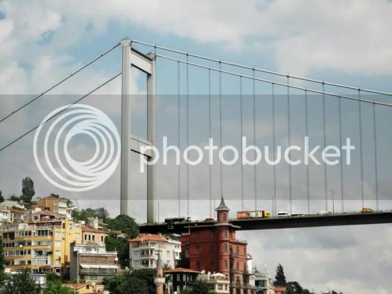 Bosphorus River Cruise, Istanbul, Turkey - Europe Side