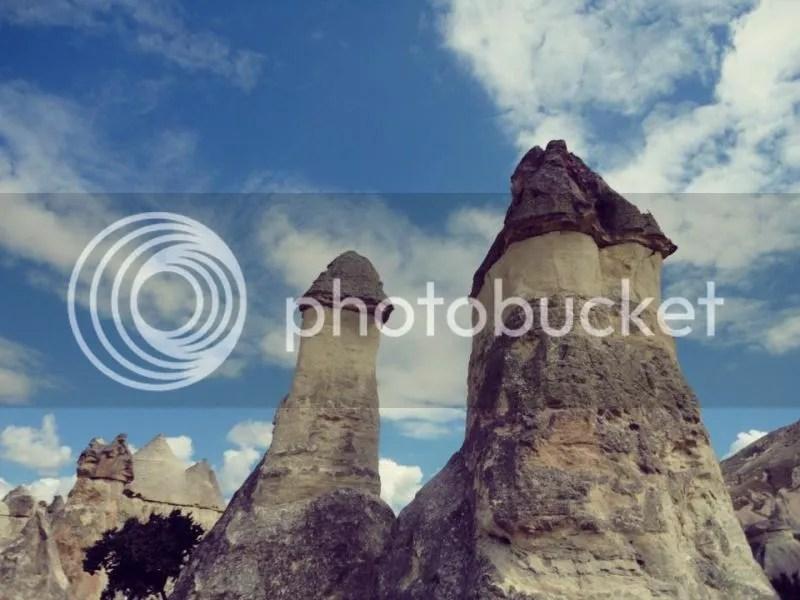 Pasabag, Monks Valley, Goreme, Cappadocia, Turkey