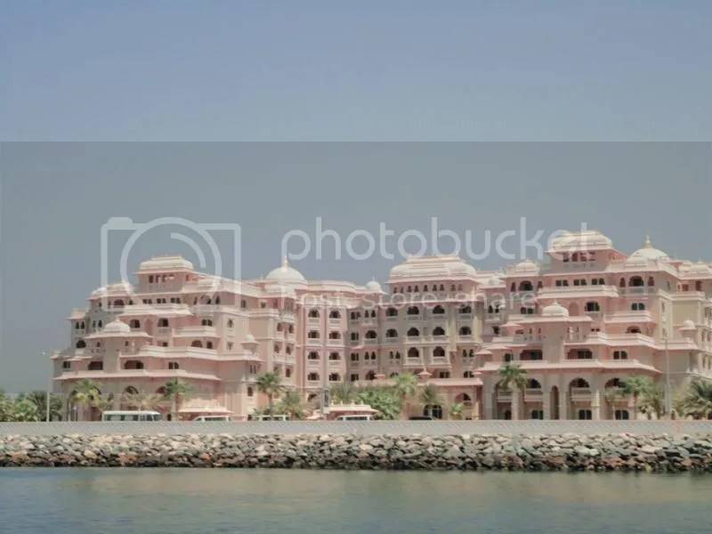 Taj Exotica Resort & Spa and the Grandeur Residences, Palm Jumeirah, Dubai, United Arab Emirates