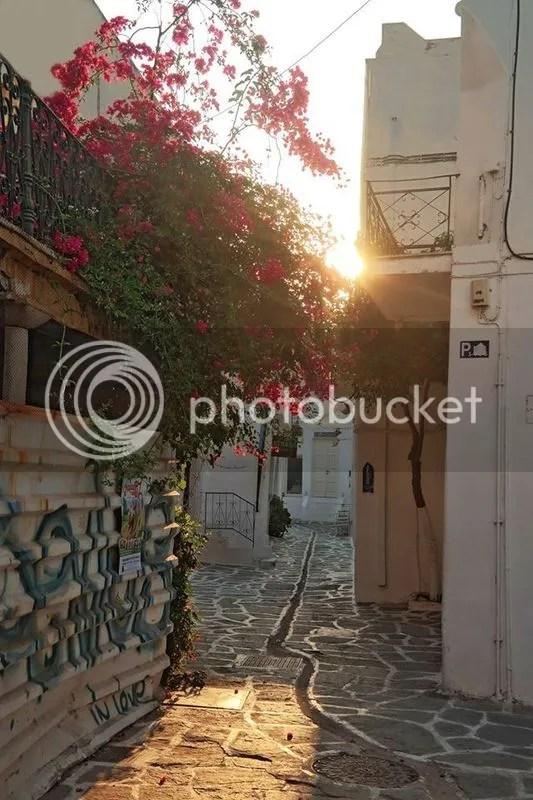 Parikia, Paros, Greece