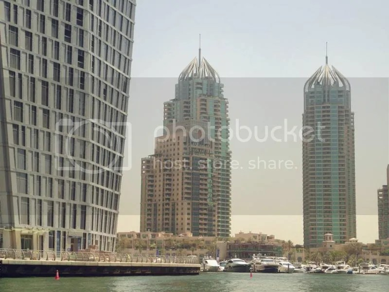 Mesk Tower and Murjan Tower, Marina 1, Dubai, United Arab Emirates