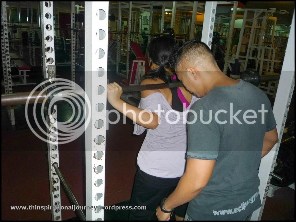 Lara Novales Eclipse 24/7 Fitness Center Mabini