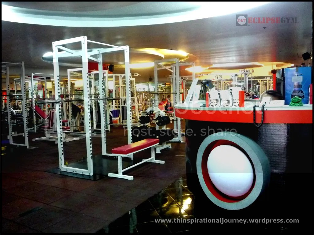 Eclipse 24/7 Fitness Center Mabini Malate Manila