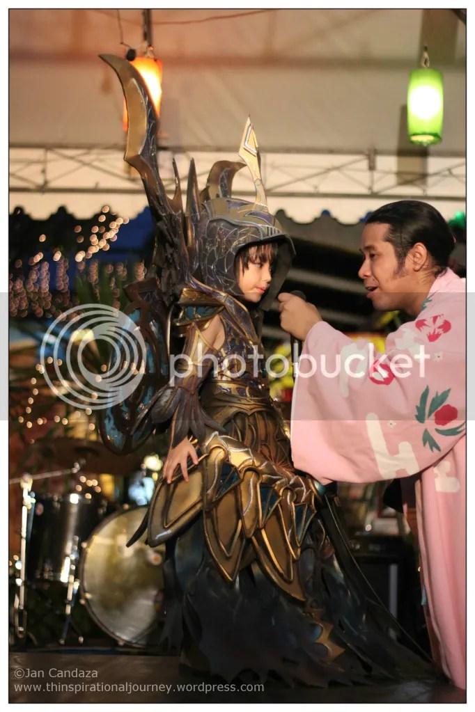 Serreniethy fionah cosplay as Bethel at the All-Star Animetics At The Pergola