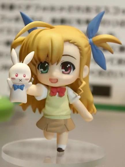 Nendoroid Petit Takamachi Vivio