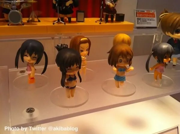Nendoroid Petit K-ON! - Vacation bikini version