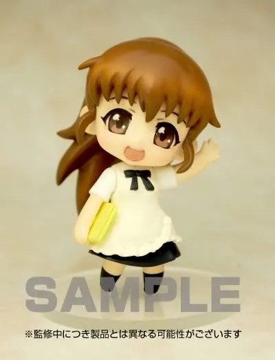 Nendoroid Petit Popura from Working!!?