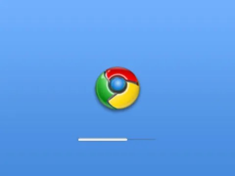 Chrome OS saat booting