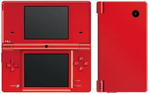 Nintendo DSi warna merah