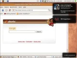 Sistem Notifikasi Baru pada Ubuntu 9.04