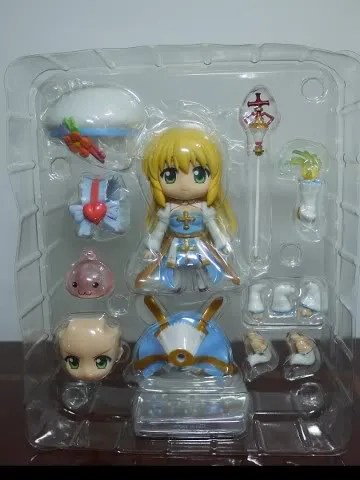 Nendoroid Arch Bishop's package content