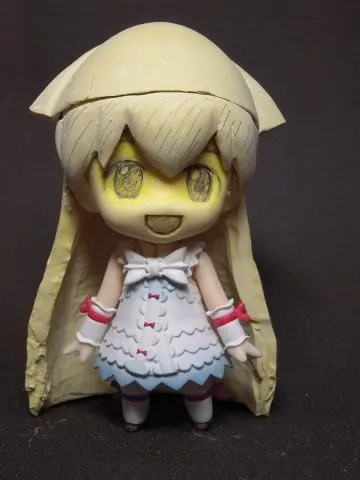 Nendoroid Ika Musume (customized?)