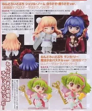 Nendoroid Petit -unknown- Set