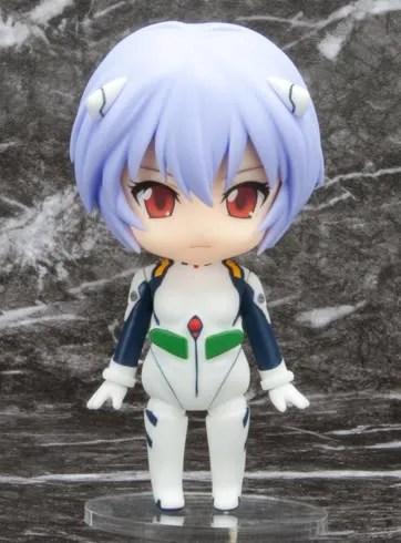 Nendoroid Ayanami Rei (front)