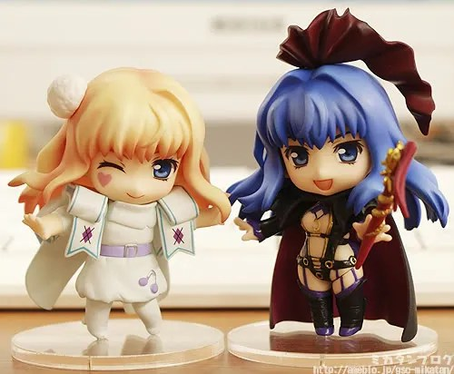 Nendoroid Petit Sheryl Nome White and Black Rabbit version