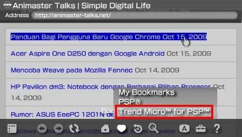 Fitur keamanan browser dari Trend Micro