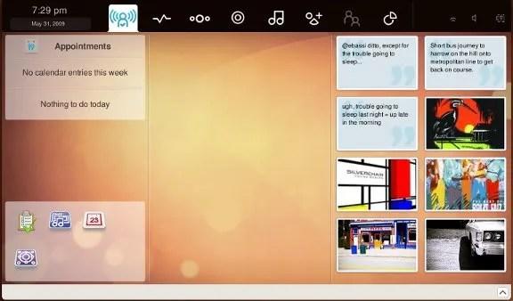 Moblin v2 dengan Ubuntu Netbook Remix