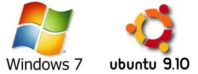 Windows 7 dan Ubuntu 9.10 Karmic Koala