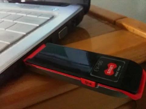 Modem USB ZTE AC2726 dari Smart