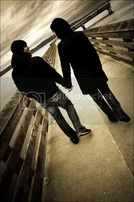 couple walking Pictures, Images and Photos