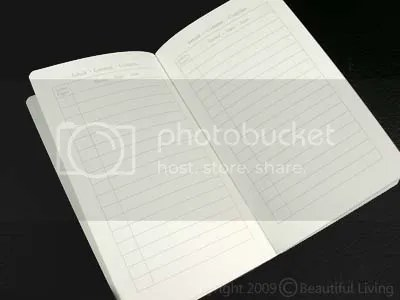 Every Leuchtturm Journal has a Table of Contents and numbered pages making organization easy.