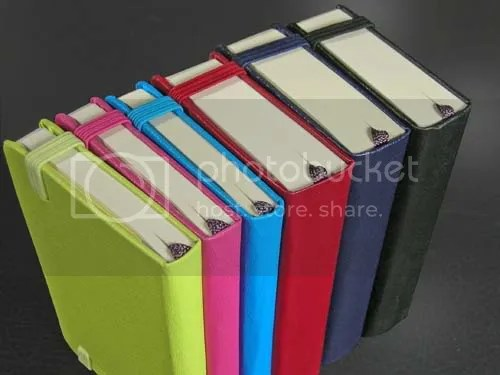 Moleskine's New Mini Planners