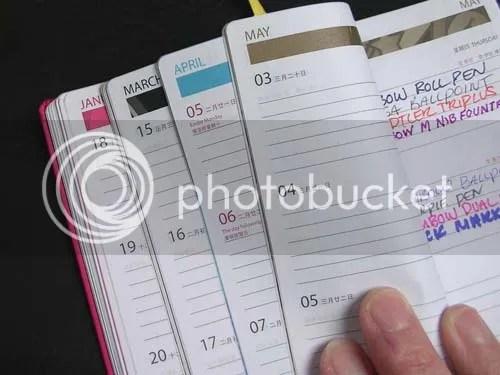 Daycraft Weekly Planner