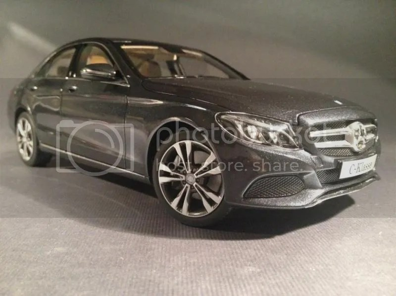 """Party Of """"c"""" Mercedes W205 Cklasse(c400) Trio With A"""