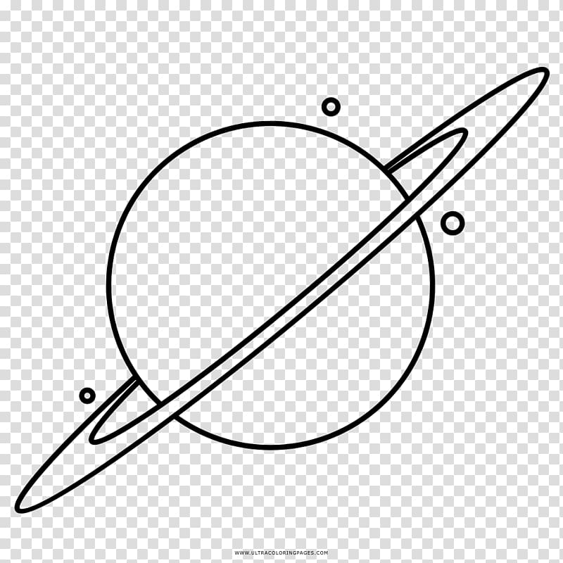 Saturn Drawing Coloring book Planet Solar System, planet