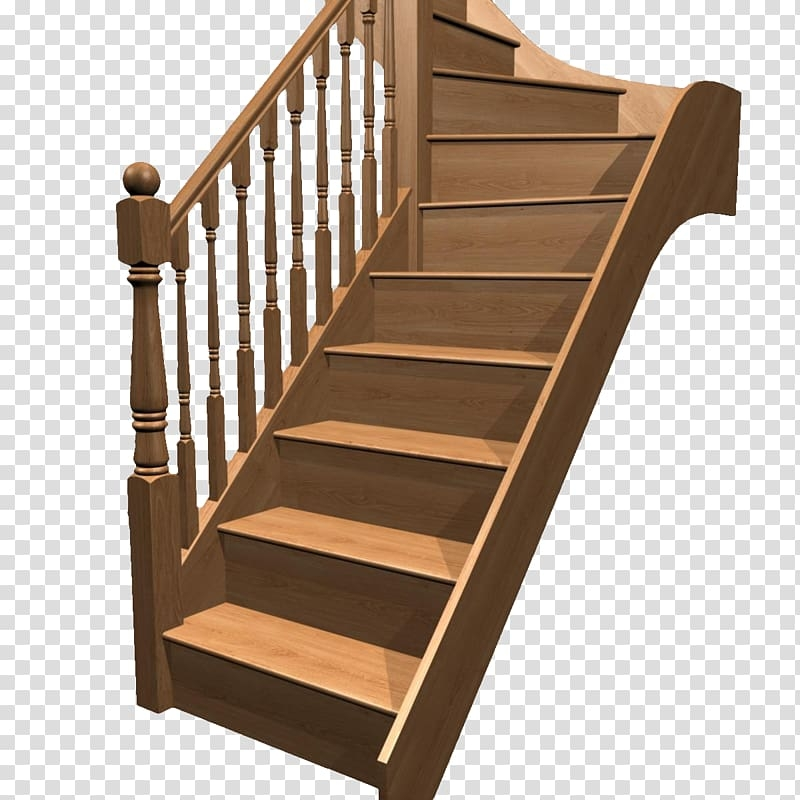Brown Wooden Staircase Stairs Hardwood Stair Riser Retro | Wood Stairs With Wood Risers | Painting | Solid Oak Stair Treads Finished | Distressed | Before And After | Wooden