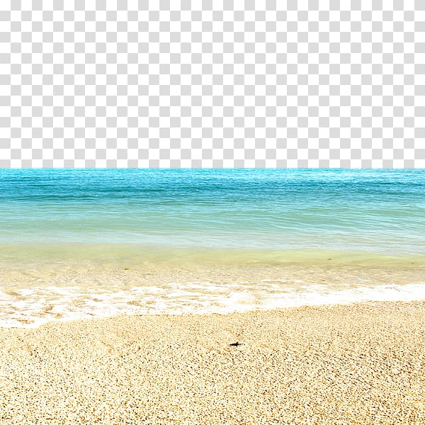 Ocean Water Under Sunny Sky Sea Summer Vacation Turquoise Seaside Beach Transparent Background Png Clipart Pngguru