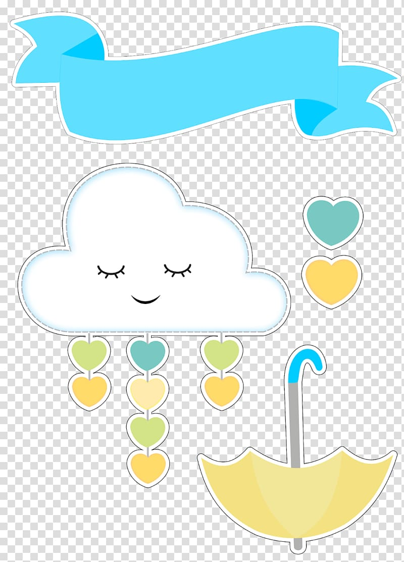 baby shower drawing paper