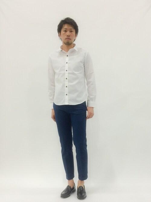 でも無印のシャツって、ユニクロと並ぶ有名なプチプラ優秀シャツなんですよね(*´艸`*)