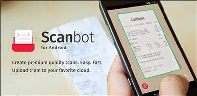 Scanbot - PDF Document Scanner Pro v4.0.4.105