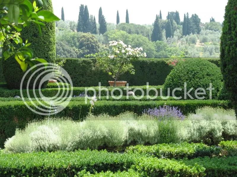 Giardino di Villa Gamberaia Settignano Firenze